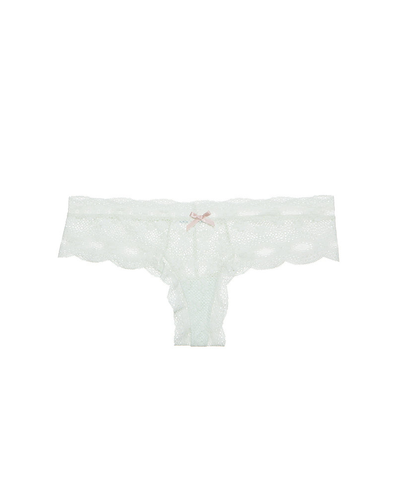 Eberjey India Lace Low Rise Boythong