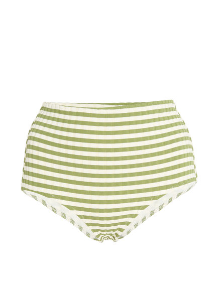 Solid & Striped Ginger Rib Bikini Bottom