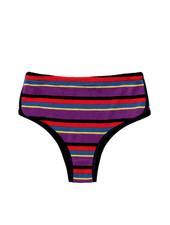 Solid & Striped Demi Bikini Bottom