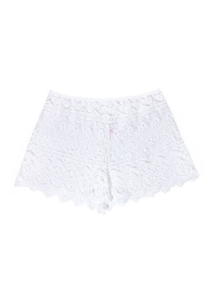 Only Hearts Victorian Lace Tap Pants