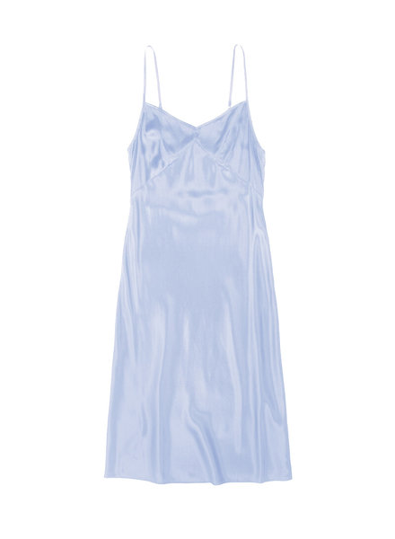 Only Hearts Tie Dye Silk Slip Dress