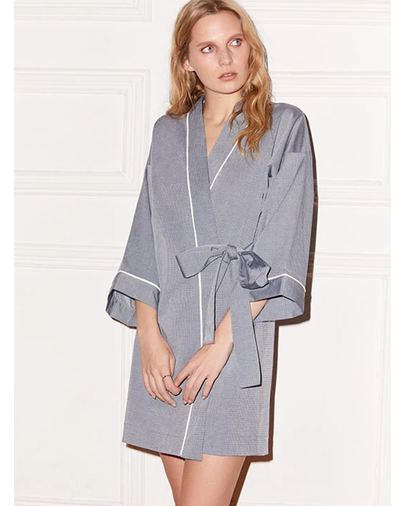 Else Victoria Wrap Robe