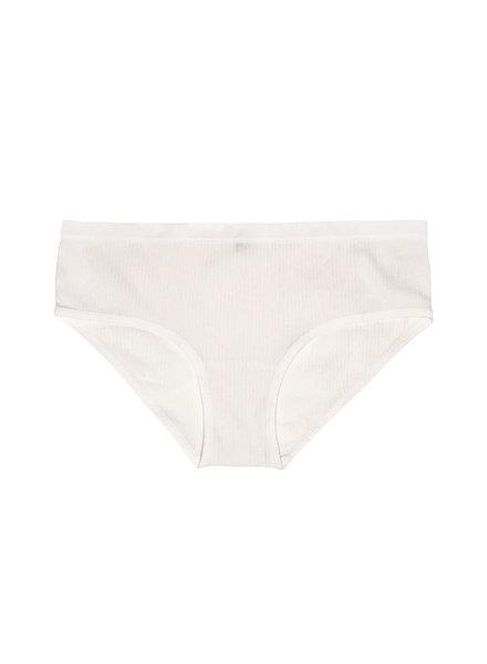 Baserange Organic Cotton Rib Bell Pants