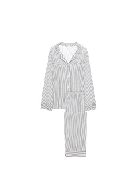 Eberjey Nordic Stripes Heritage PJ Set