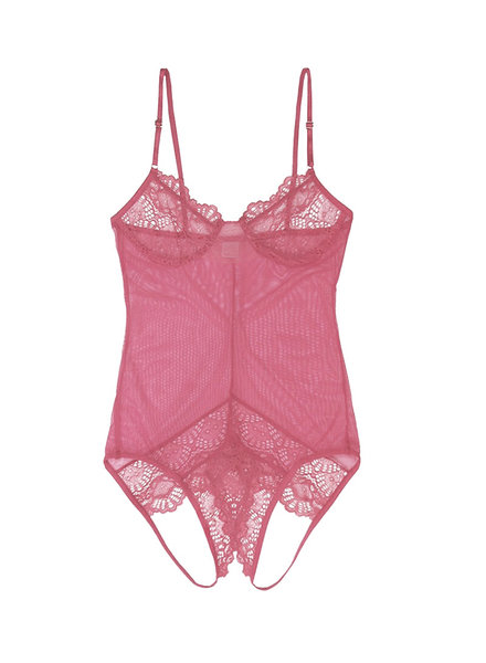 Only Hearts Whisper Sweet Nothings Coucou Bodysuit