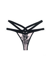 Thistle & Spire Verona Embroidered Thong