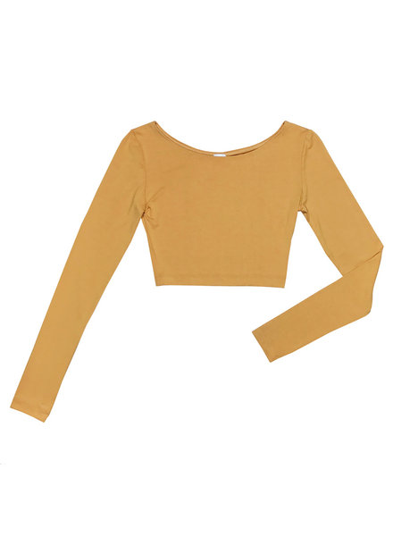 Mary Young Skye Crop Top