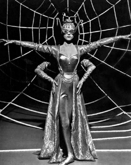 Halloween Inspiration: Vintage Glam