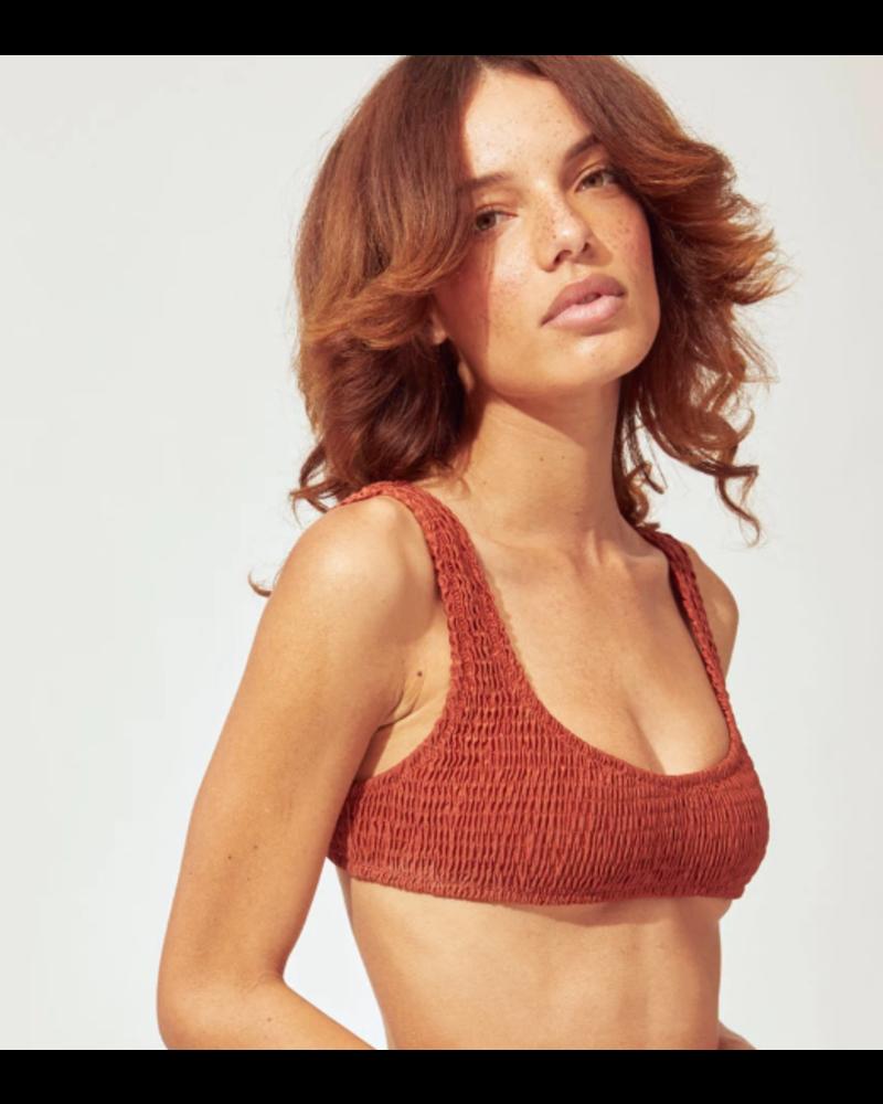 Solid & Striped Penny Bikini Top