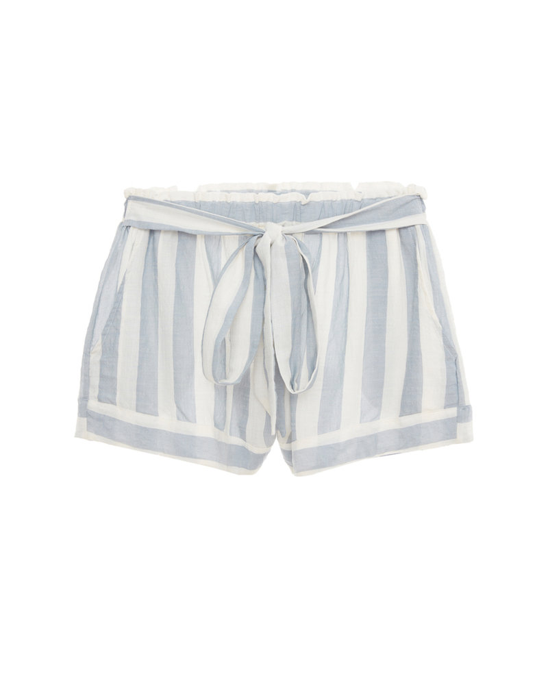 Eberjey Umbrella Stripe Shorts