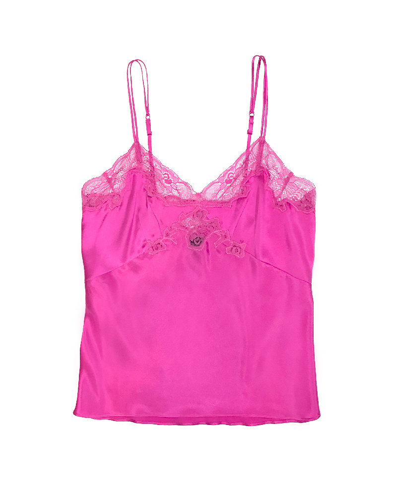Only Hearts Silk Charmeuse Camisole