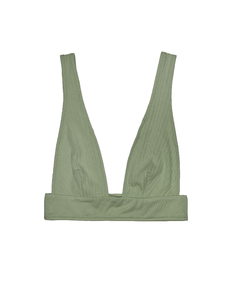 Only Hearts Eco Rib Band Bralette