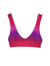 Only Hearts Ombre Tulle Tank Bralette