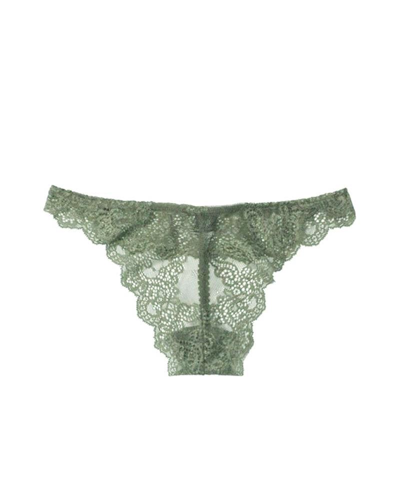 Only Hearts So Fine All-Lace Thong