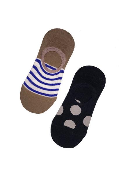 Hansel from Basel Fundamental Ankle Socks