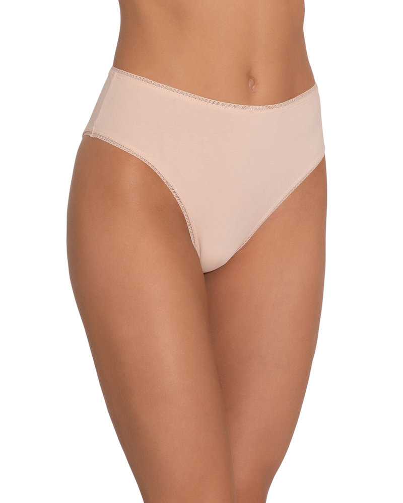 Eberjey Pima Goddess Everyday High Waist Brief