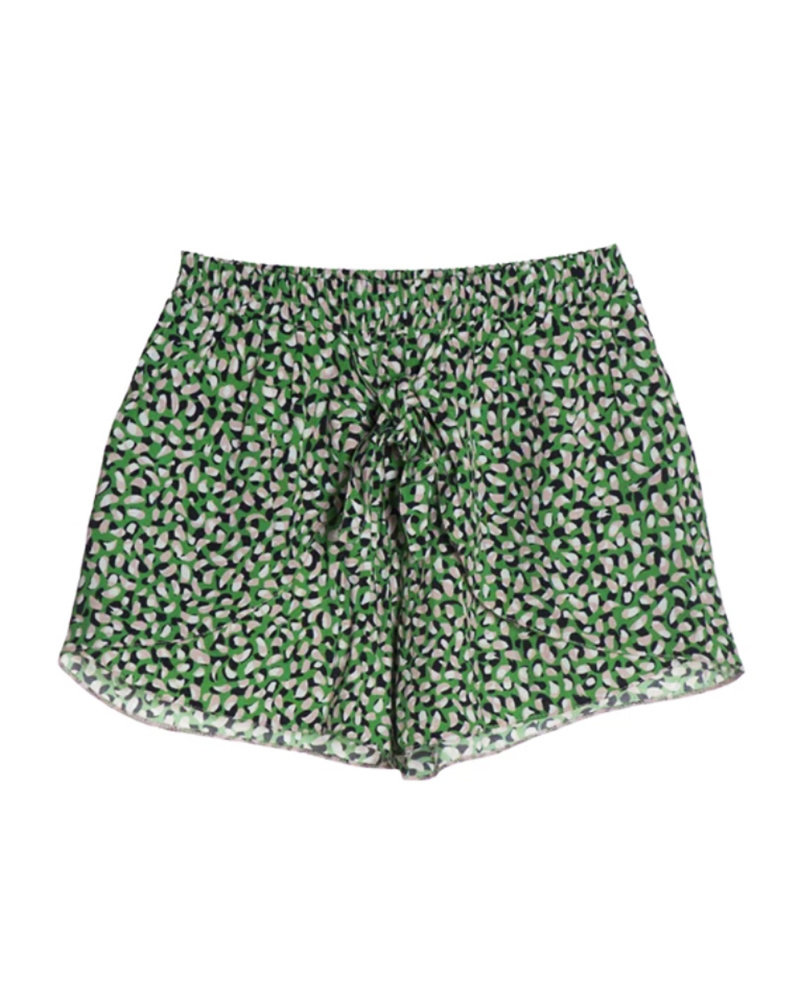 Else Monet Front Tie Shorts