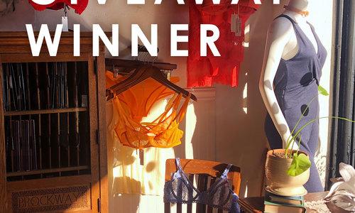 Instagram Giveaway Winner