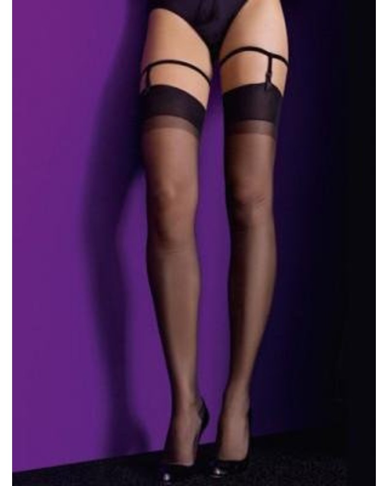 Maison Close Les Suspenders Mono Garters