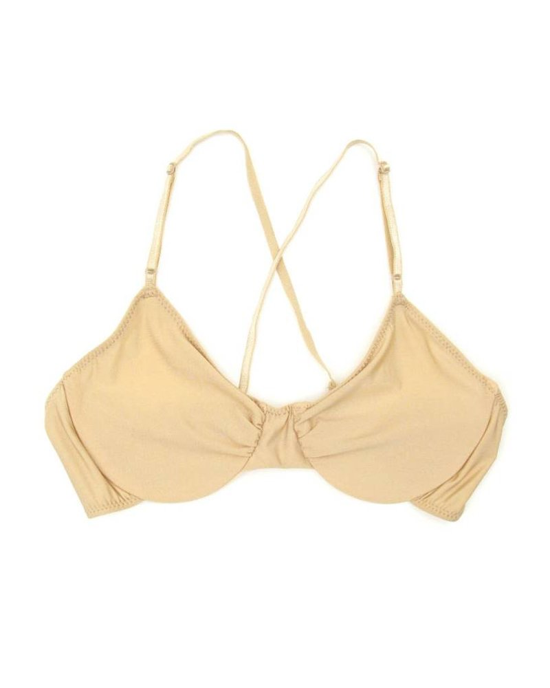 Only Hearts Second Skin Racerback Bra