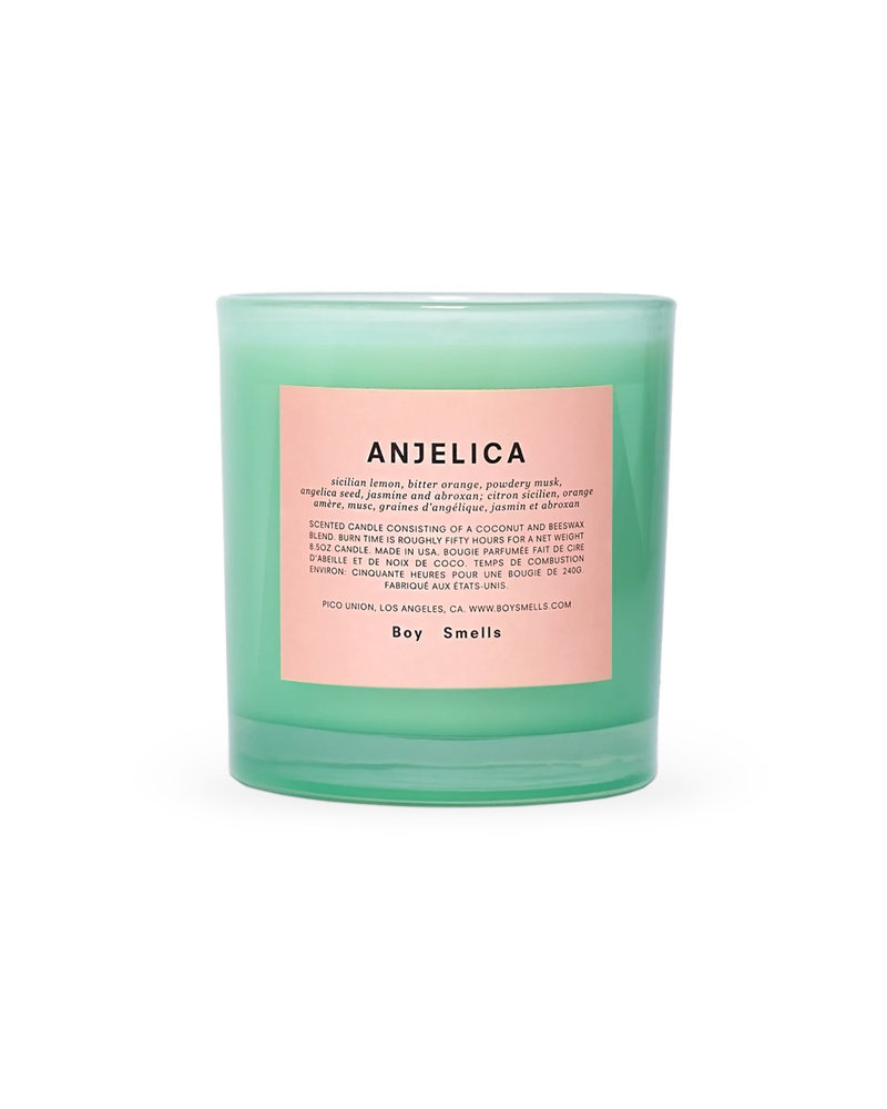 Boy Smells Anjelica Scented Candle