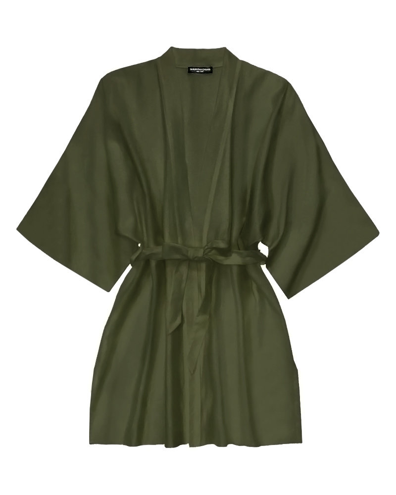 Samantha Chang Lifestyle Short Kimono