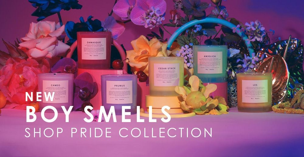 Pride Boy Smells