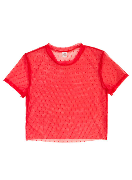Only Hearts Coucou Lola Crop Tee