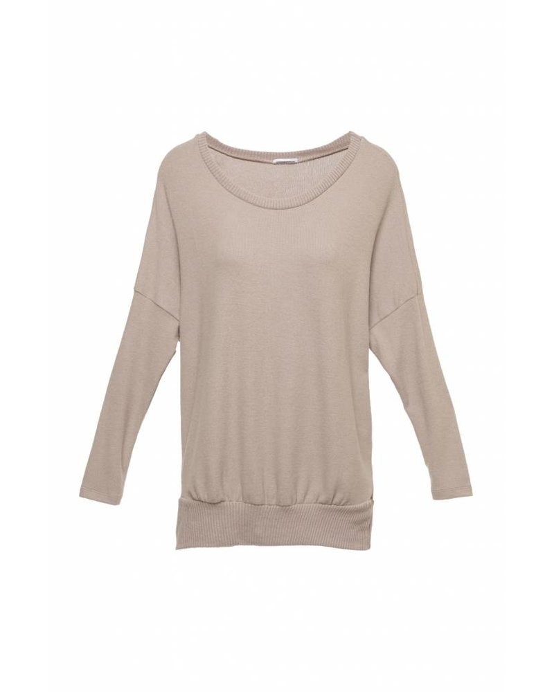 Eberjey Cozy Time Slouchy Tee
