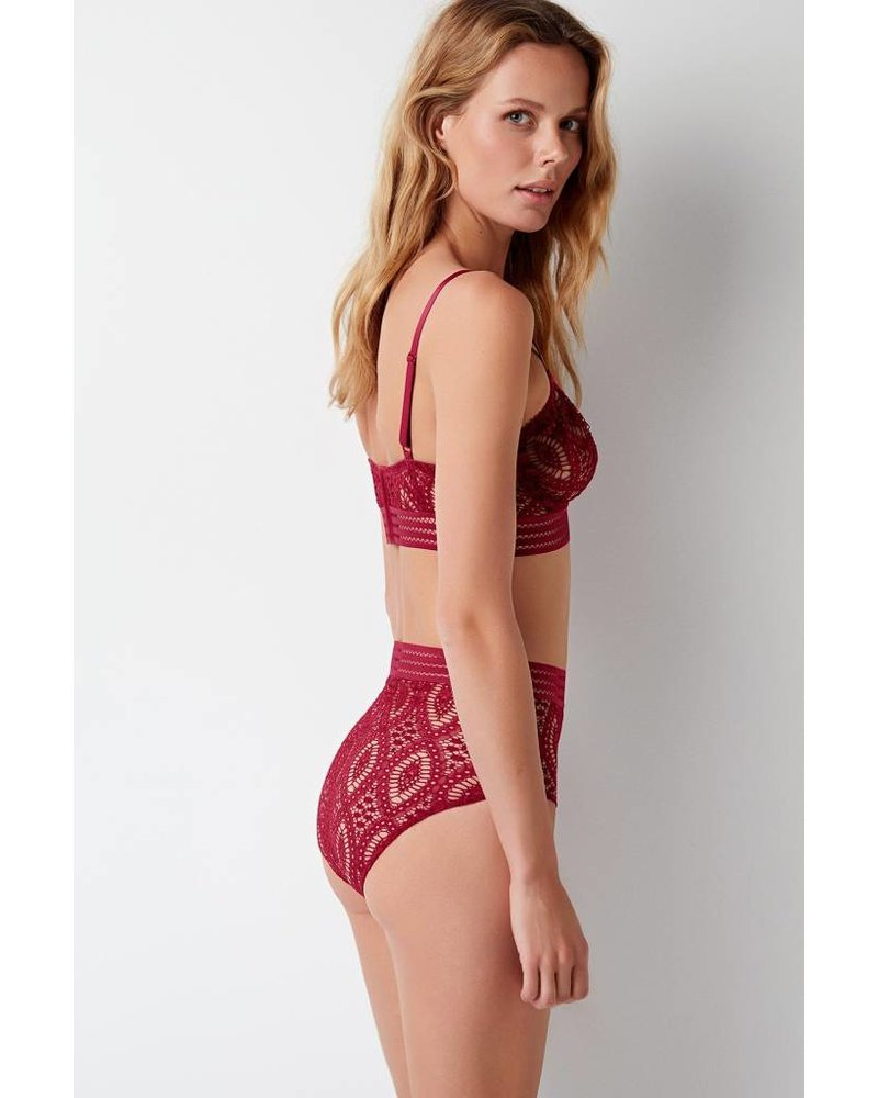 Else Baroque High-Waisted Brief