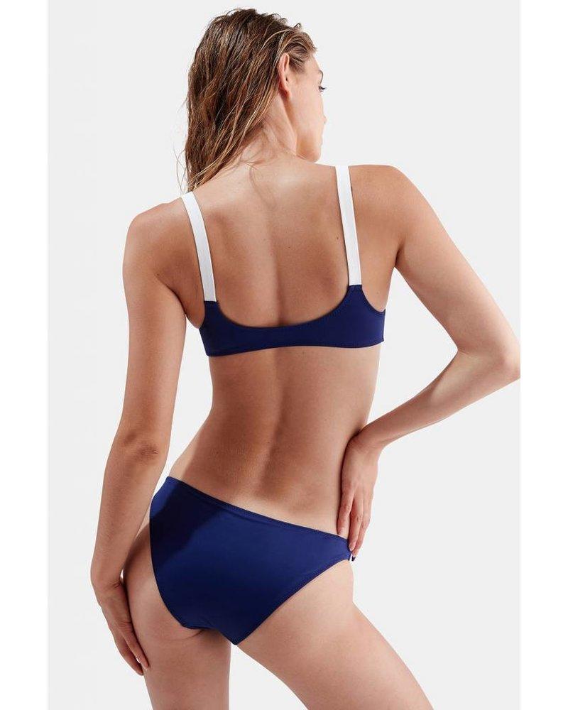Solid & Striped Tessa Bikini Top