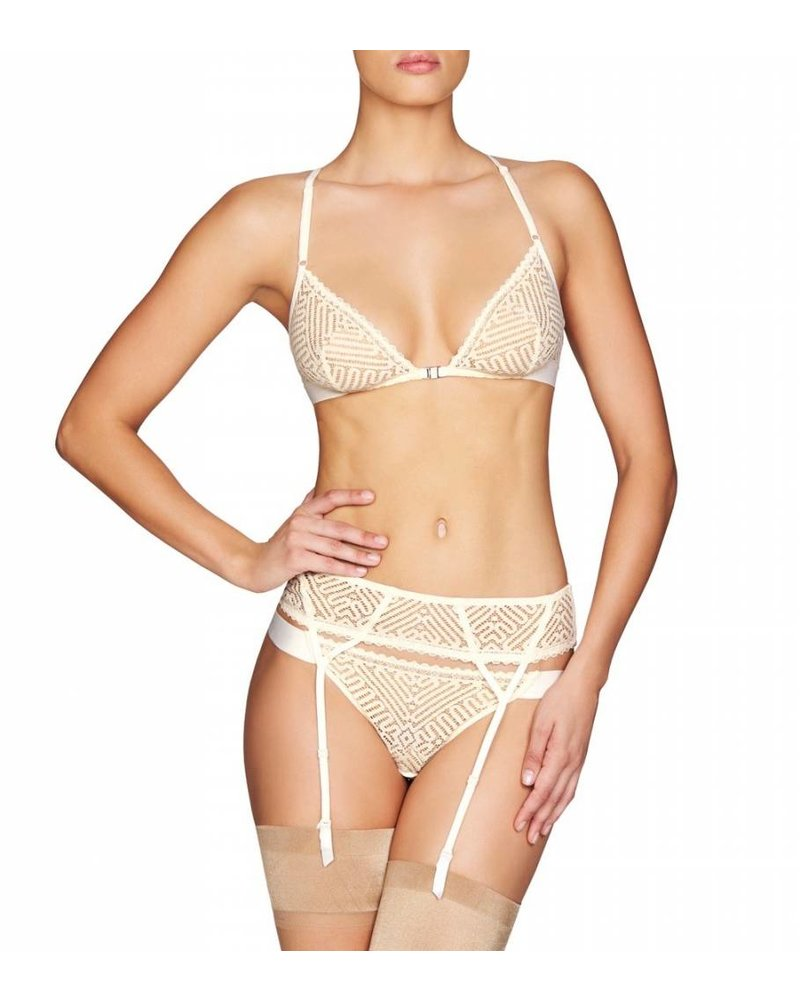 Heidi Klum Intimates Holly Rendezvous Suspender Belt
