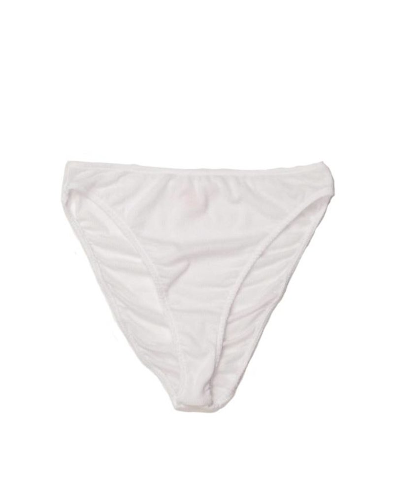 Only Hearts Feather Weight Rib High Cut Brief