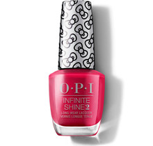 OPI Infinite Shine - HELLO KITTY HRL35 - All About the Bows(D)