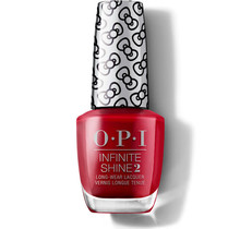 OPI Infinite Shine - HELLO KITTY HRL36 - A Kiss on the Chic(D)