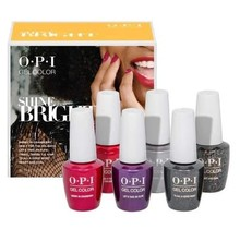 OPI Gel Color - 2020 SHINE HOLIDAY COLLECTION - Add On Kit #2