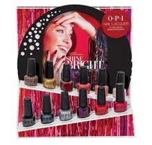 OPI Nail Lacquer - 2020 SHINE HOLIDAY COLLECTION - 12 Pieces