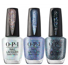 OPI Nail Lacquer - 2020 SHINE HOLIDAY COLLECTION (GLITTER) - 3 Pieces