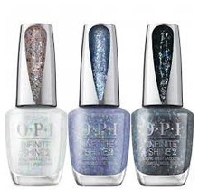 OPI Infinite Shine - 2020 SHINE HOLIDAY COLLECTION (GLITTER) - 3 Pieces