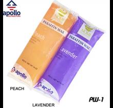 Apollo Paraffin Wax Peach 36 lbs/Box