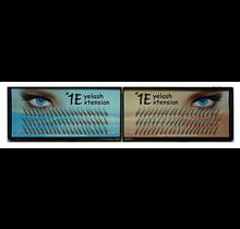 1E 3 Hair Extension Set Left & Right 12mm