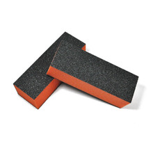 DIXON Buffer Slim Black Orange 100/180 Single