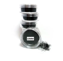 1E Eyelash Silk Jar 10MM