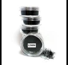 1E Eyelash Silk Jar 12MM
