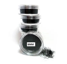 1E Eyelash Silk Jar 8MM