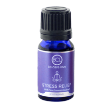 BCL 100% Pure Essential Oil Stress Relief 0.34 oz