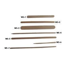 Apollo Orange Wood Stick WS-4 100 ct