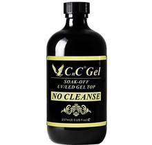 CnC Non-Cleanse UV/LED Gel Top Coat 8 oz