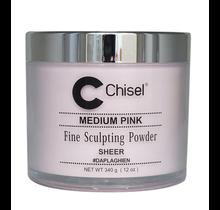 Chisel Sculpting Powder Medium Pink 12 oz