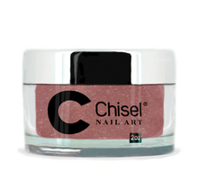 Chisel Dip Powder Rose Gold 2oz - OM61A